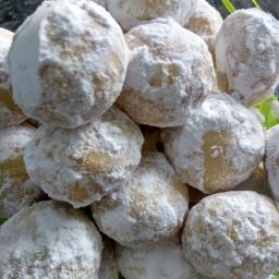 Snowball Cookie / Kue Salju