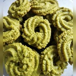 Matcha Cookie / Kue Green Tea