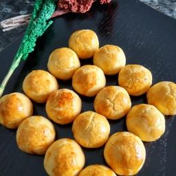 Pineapples Tart / Kue Nenas