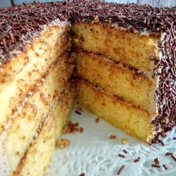 Mocca Ceres Sponge Cake