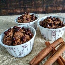 Gluten Free Cinnamon Coffee Choco Chips Muffins