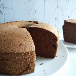 Hershey's Chiffon Cake