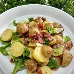 Smoked Beef Potato Salad