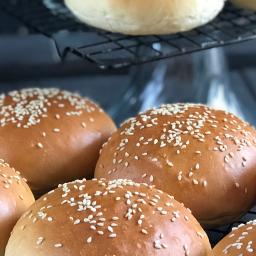 Basic Burger Buns